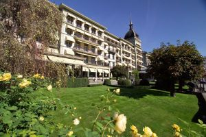 Victoria - Jungfrau Grand Hotel & Spa Interlaken, Switzerland