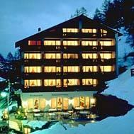 Hotel Antares in Zermatt Switzerland