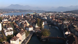 Lucerne - picturesque city in the heart of Switzerland