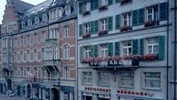 The 3-star Hotel Kreuz located in the historic part of Bern, Switzerland