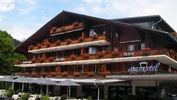 The 4-star Hotel Arc-en-ciel in Gstaad, Switzerland